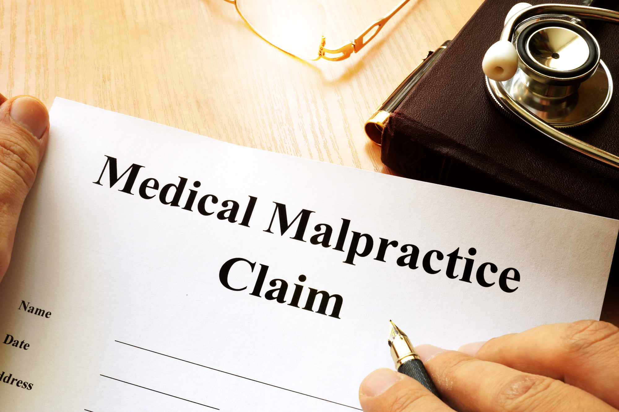 medical malpractice lawsuit