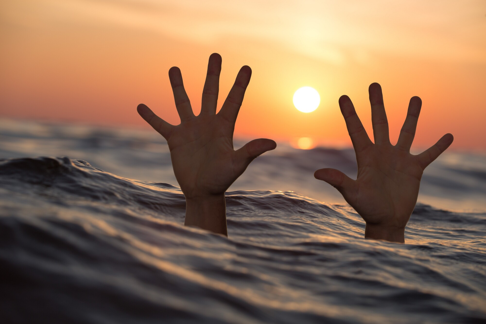 drowning accident
