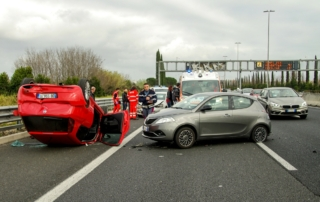 car accident documents